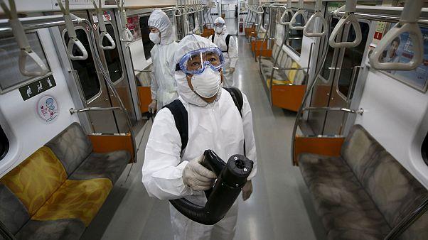 Járvány Dél-Koreában
