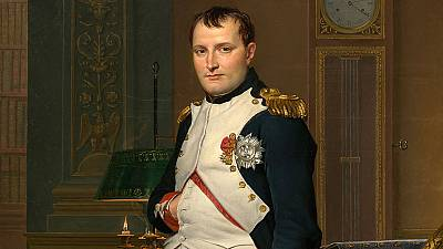 Napoleon, one of the founding fathers of Europe?