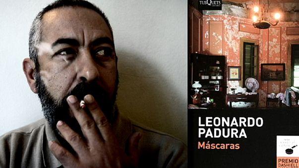 L'écrivain cubain Leonardo Padura, lauréat du prix Princesse des Asturies