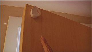 Novo sistema de sensores: Segurança e paz de espírito para tratar dos idosos