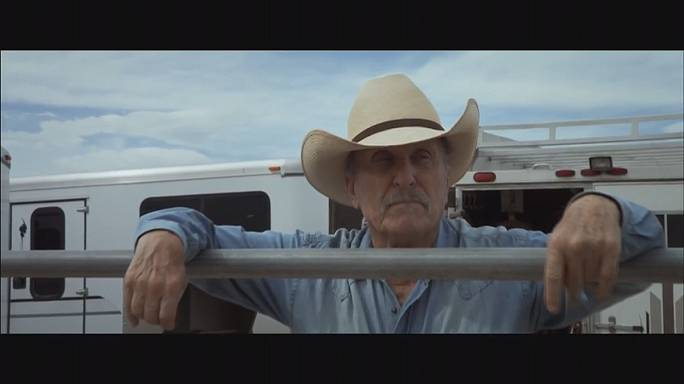 'Wild Horses' back in the directors saddle for Oscar winner Robert Duvall