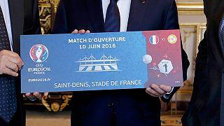 كيفية الحصول على تذاكر يورو 2016؟