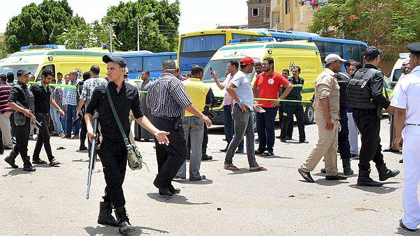 Négy sérült a luxori robbantásos merénylet után