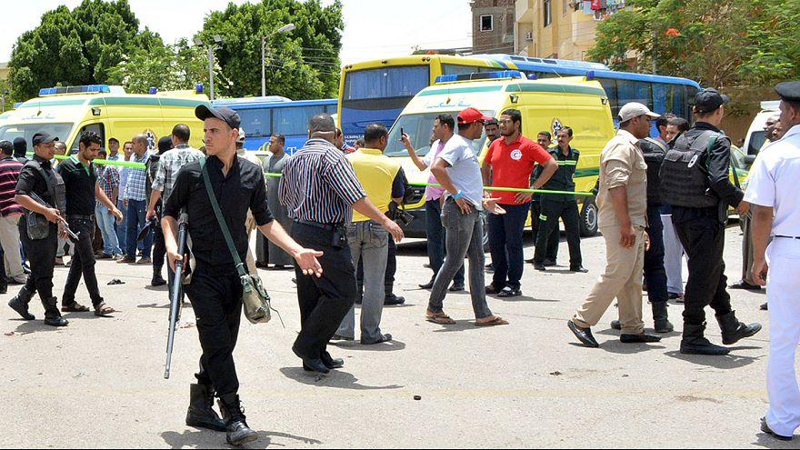 Egito: Atentado em Luxor