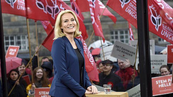 Danimarka'nın ilk kadın başbakanı 'Schmidt'
