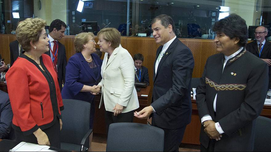 EU pledges fresh help to Latin America, Carribean