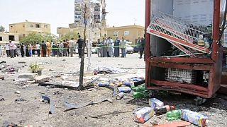 مصر: هجوم انتحاري أمام معبد الكرنك بمحافظة الاقصر