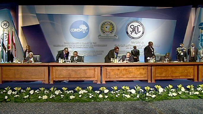 Nouveau traité de libre-échange entre 26 pays africains