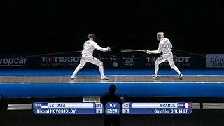 Фехтование, чемпионат Европы: Россия - первая в общекомандном зачете