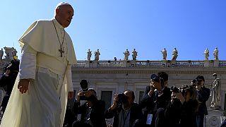Zéró toleranciát hirdetett a pápa az egyházi pedofil ügyekben