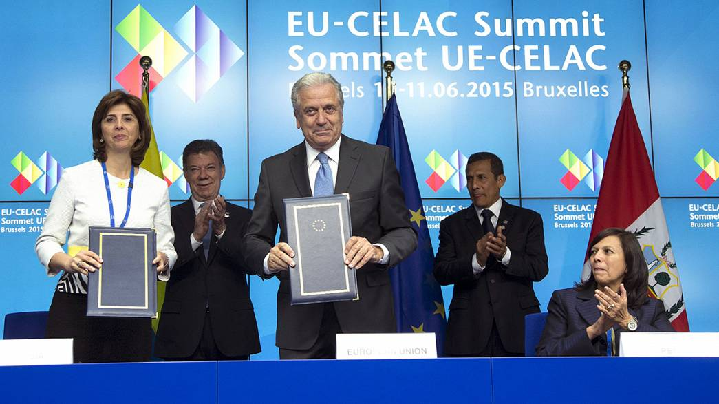 Cuba and Colombia on EU-CELAC agenda