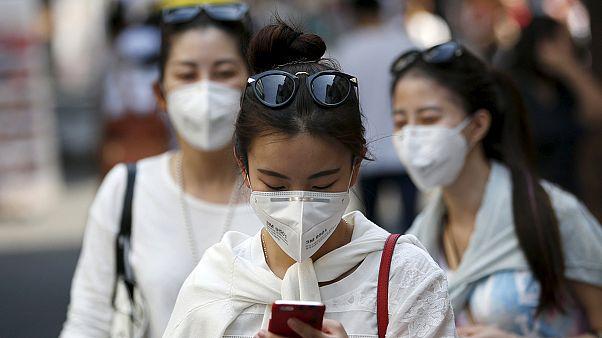 Coreia do Sul regista 14 novos casos do coronavírus MERS