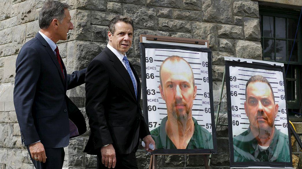 US jailbreak: record-breaking manhunt crosses into Vermont