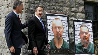 Ausbruch aus New Yorker Hochsicherheitsgefängnis: Polizei dehnt Suche auf Vermont aus