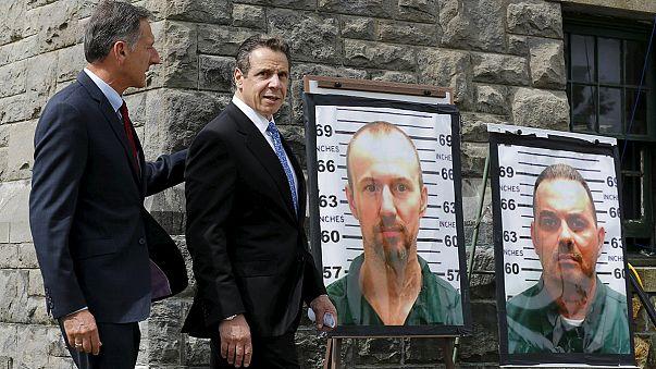 Kiterjesztették az amerikai szökött rabok keresését