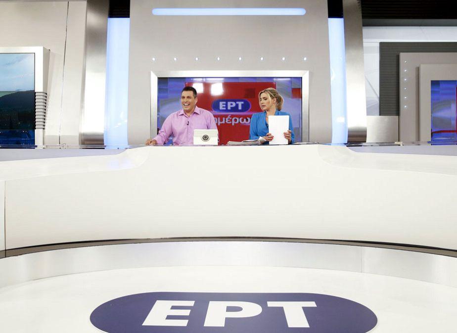 ERT : retour à l'antenne