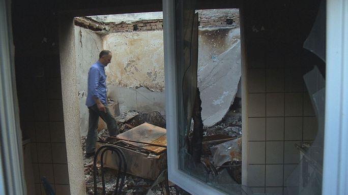 احداث كومانوفو في جمهورية مقدونيا اليوغوسلافية السابقة: خشية تجدد التوتر في منطقة البلقان