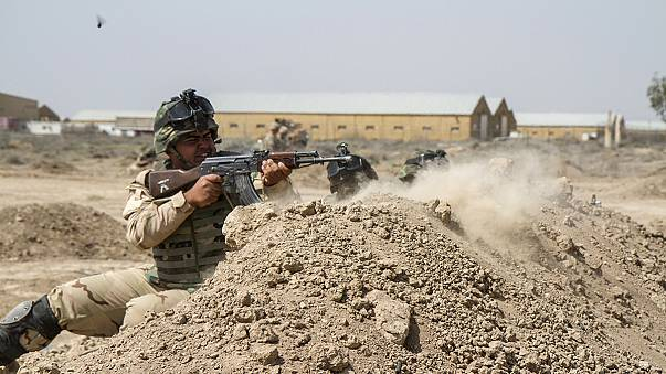 US to send 450 more troops to train Iraqi forces fighting ISIL