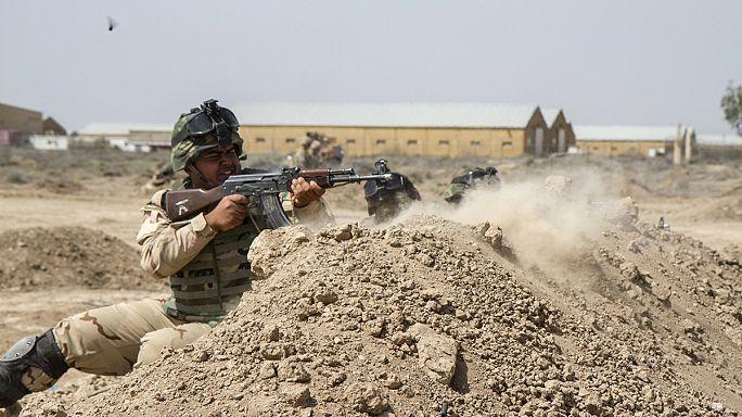 США направят в Ирак еще 450 военных инструкторов