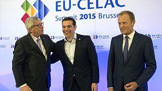 Grèce : pas de progrès après la réunion Tsipras-Juncker