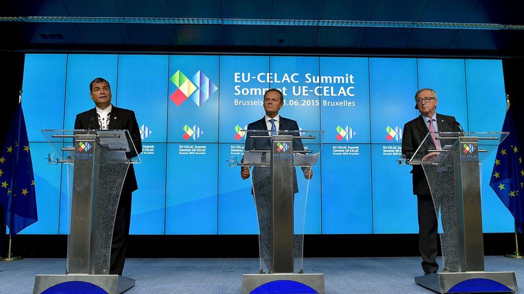 Amérique latine-Caraïbes : l'Europe annonce de nouvelles aides