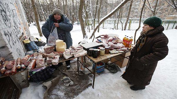 Каждый шестой россиянин живет за чертой бедности