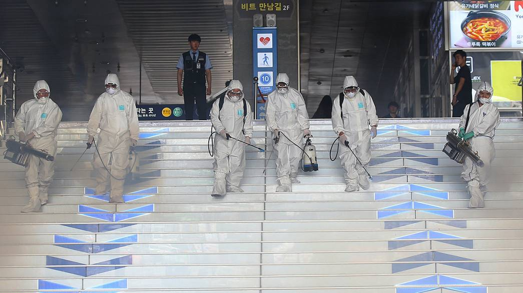 كوريا الجنوبية: وفاة عاشر شخص بفيروس كورونا