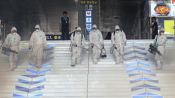 MERS faz décima morte na Coreia do Sul