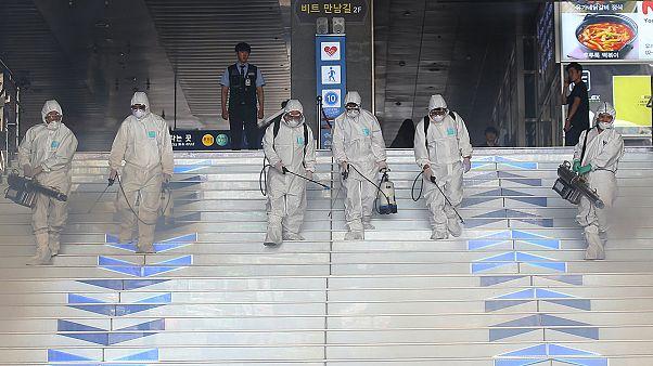 Erneut Todesopfer durch Mers in Südkorea
