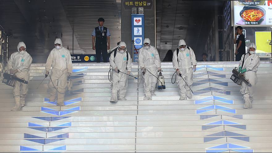 South Korea reports 10th death from MERS