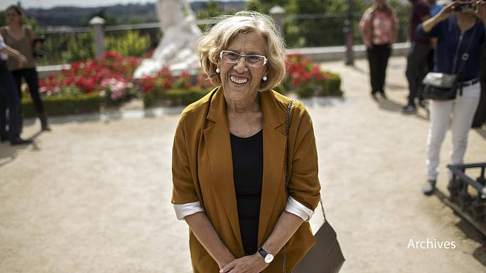 L'''Indignée'' Manuela Carmena sera bien la nouvelle maire de Madrid