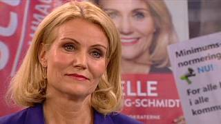 Danish PM claims credit for economic recovery