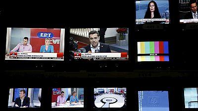 Grecia: Tsipras festeggia la riapertura della TV pubblica