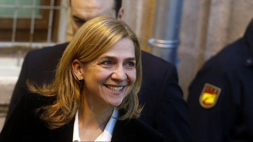 Espagne: le roi retire à sa sœur Cristina, le titre de duchesse.