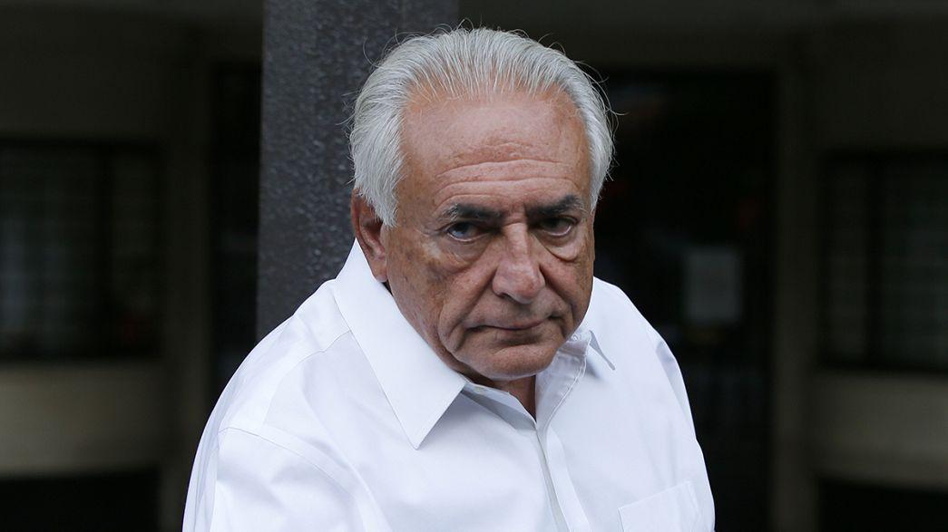 Dominique Strauss-Kahn es absuelto de cargos de proxenetismo por la justicia francesa