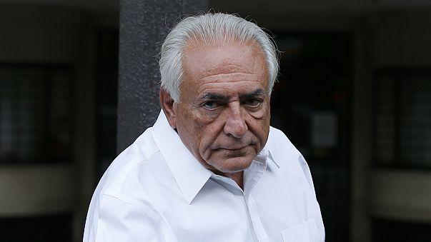 Dominique Strauss-Kahn aklandı
