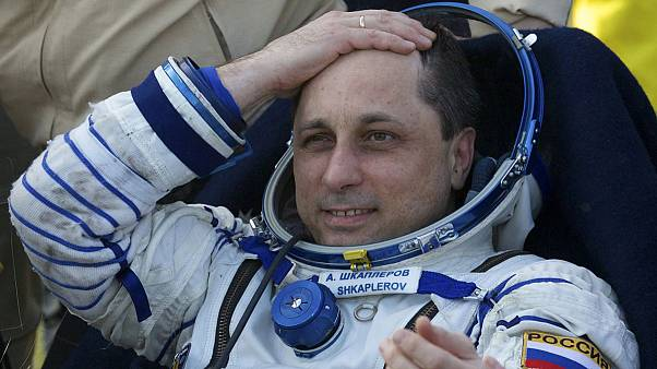 Safe landing for ISS crew