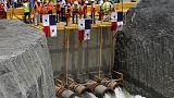 La ampliación del Canal de Panamá entra en su fase final