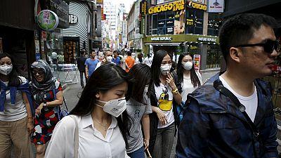 Coreia do Sul: MERS já matou 11 mas há menos novos casos e as escolas reabrem