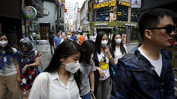 South Korea: two hospitals sealed off amid MERS outbreak