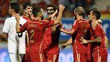 España gana a Costa Rica y recupera sensaciones de cara su visita a Bielorrusia
