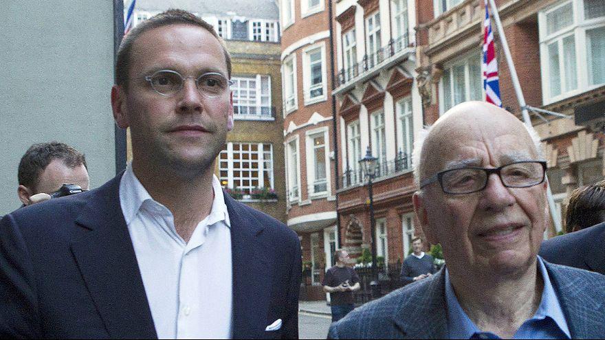Rupert Murdoch to step down as 21st Century Fox chief executive