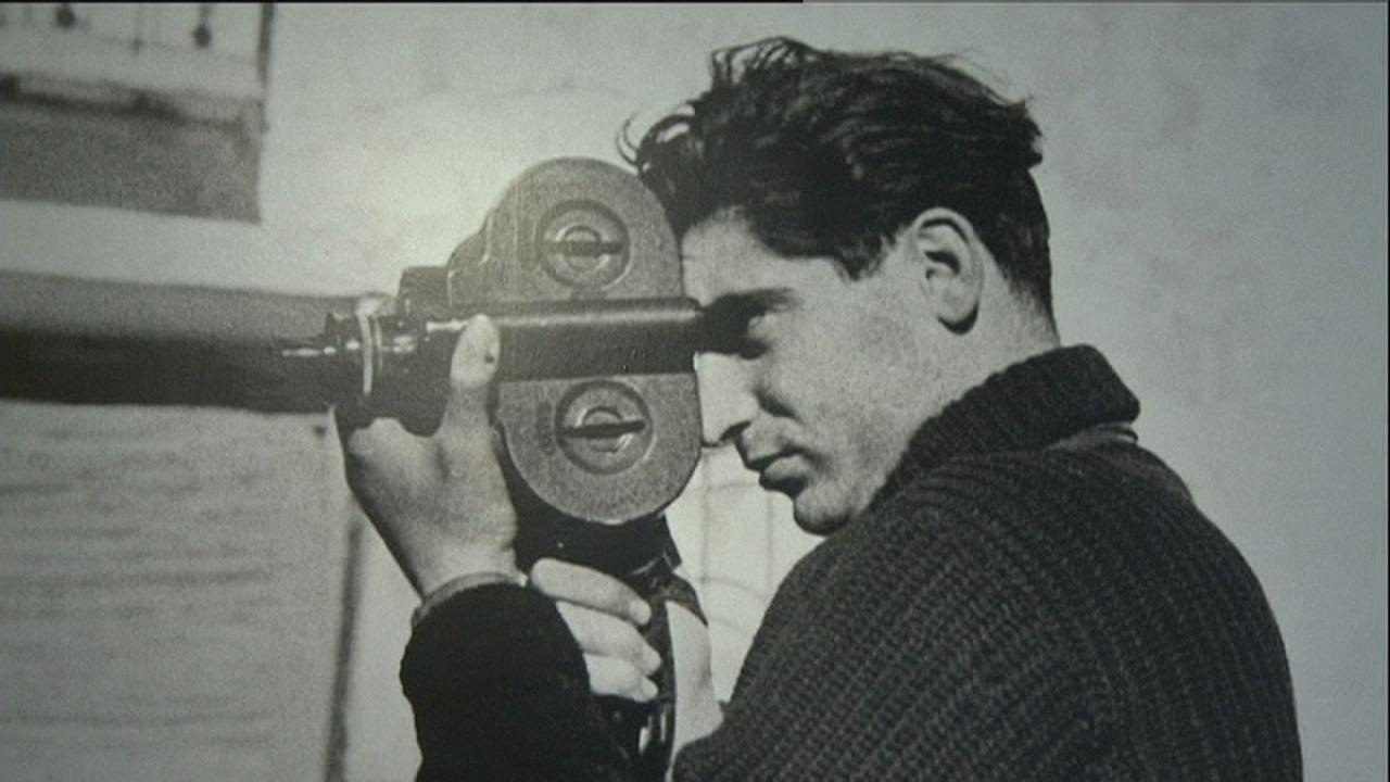 Dezenas de fotografias a cores de Robert Capa expostas pela primeira vez