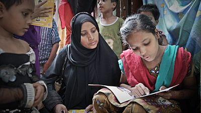 UNESCO: Há 58 milhões de crianças não escolarizadas no mundo