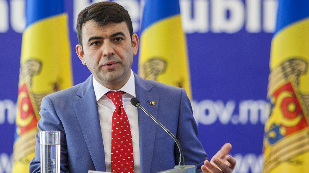 استقالة رئيس وزراء مولدوفا