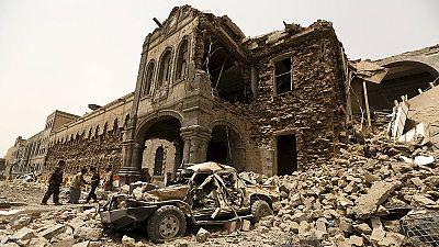 UNESCO condemns bombing of Sanaa's Old City