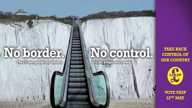 Five of Europe's most contentious anti-immigration posters