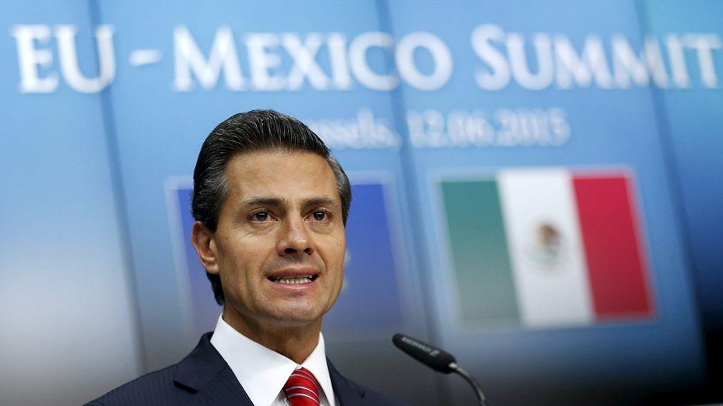 AB Meksika ile ilişkileri güçlendirmek istiyor