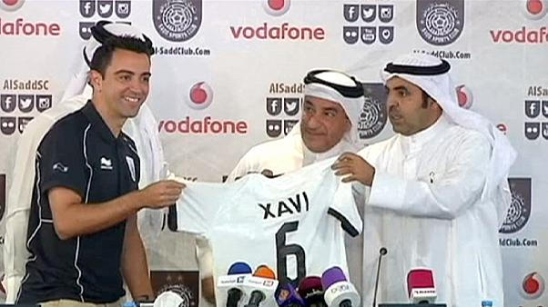 Xavi sets sights high at Al Sadd