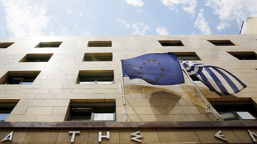 Grecia presentará contrapropuestas a sus acreedores para un acuerdo sobre la deuda